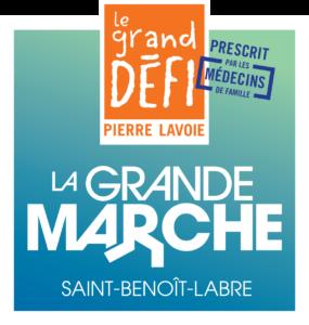 La grande marche encouragée par le Défi Pierre-Lavoie @ OTJ